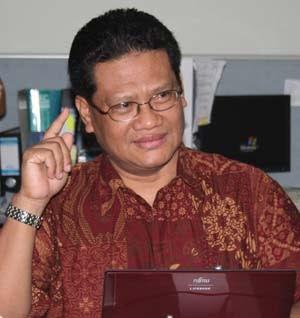 Profil Teguh Triyanto Dirut Riau Air Line