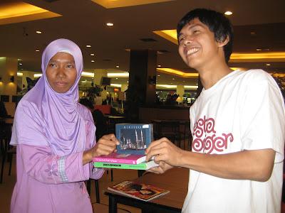 Blogger Malaysia vs Blogger Pekanbaru Riau