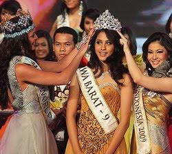 Asyifa Syafiningdyah Miss Indonesia 2010