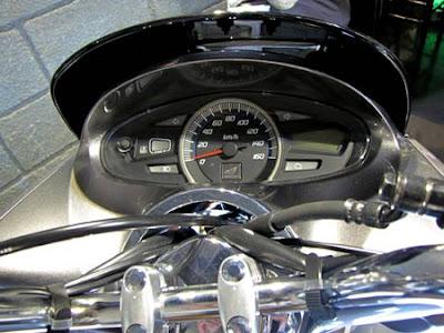 Honda PCX Motor