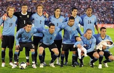 Prediksi Pertandingan Afrika Selatan vs Uruguay
