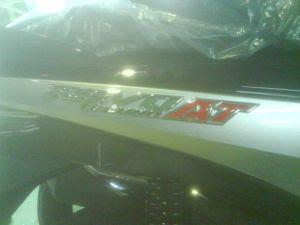Honda Revo AT Body