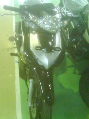 Honda Revo AT Full