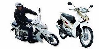 Harga dan Spesifikasi Honda Absolute Revo 110 AT