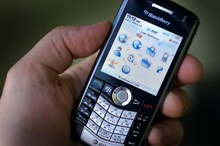 BlackBerry Pearl 3G, BlackBerry Mini Terkecil di Indonesia