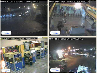 Info CCTV Jalur Mudik 2010