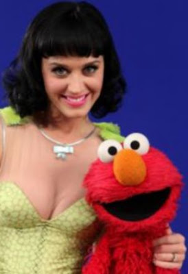 Katy Perry featuring Sesame Street