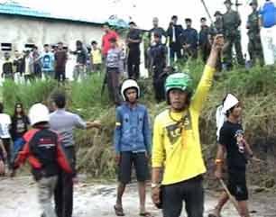 Kerusuhan Tarakan Bukan Antar Etnis