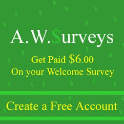 EARN $6 FOR EACH SURVEY