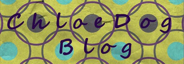Chloe Dog Blog