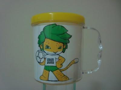 Brindes Copa 2010, Brindes 2010, Copa, Do , Mundo, Canecas
