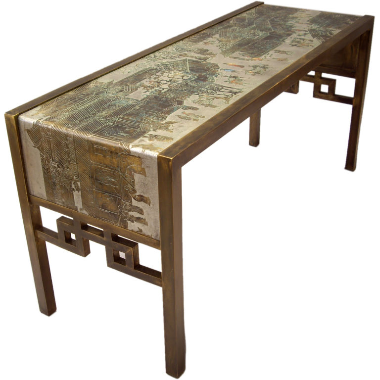 An aesthete 39 s lament east meets west for 12 inch high table