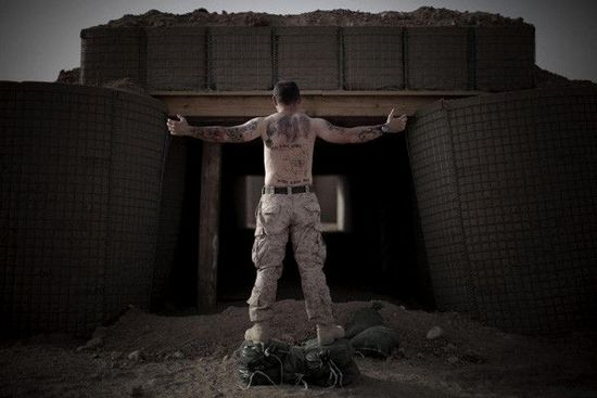 Awesome Tattoos and their significance to marines