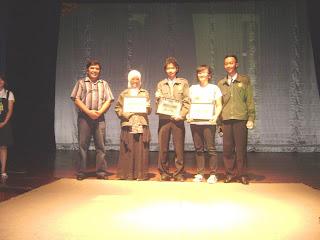 KIRJAS Award 1
