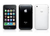 Foto desde varios ángulos del iPhone 3G