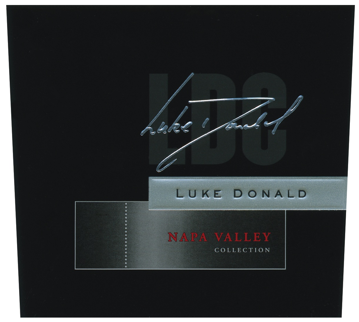 Luke Donald Collection Claret 2010 Bordeaux Red Blends Wine Red Blends Wine