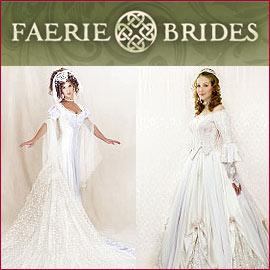 Medieval Bridal Dresses
