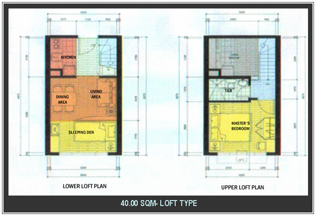 Cambridge village for Small house design 40 sqm