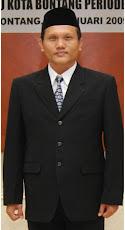 Ketua GP Ansor Kota bontang