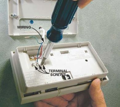 Circuit electrinic  Thermostat Required Complex Systems    Wiring