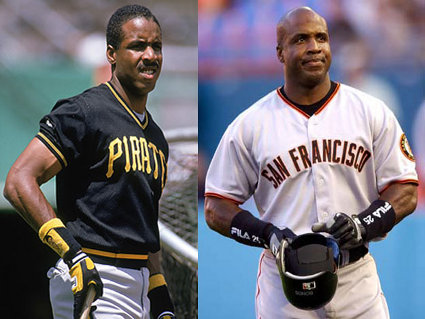 barry bonds head before and after. Before and after, with Mr.