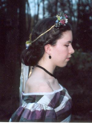 Civil War Evening Hairstyles
