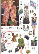 Pushkala en Revista PRIVEE