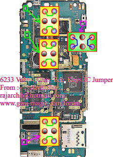 6233 volume button problem solution