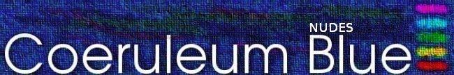 Coeruleum Blue Nudes