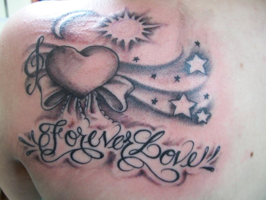 liebesbeweis tattoo