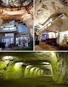* Arquitetura cavernosa