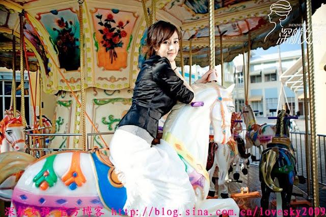 中國最美空姐!項瑾