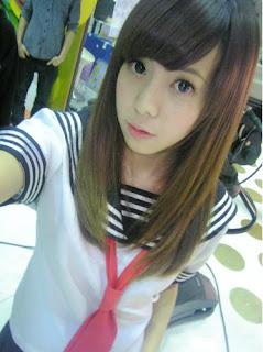 國光幫幫忙 2010-04-27 超萌!!天使般高校美女集中的Lumi