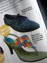 Featured in FEMALE magazine