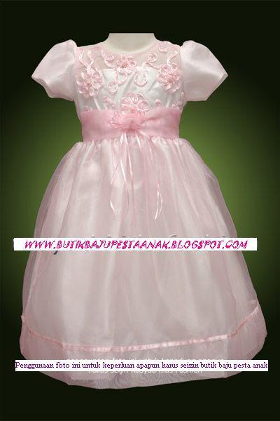 "Koleksi Gaun Anak"""