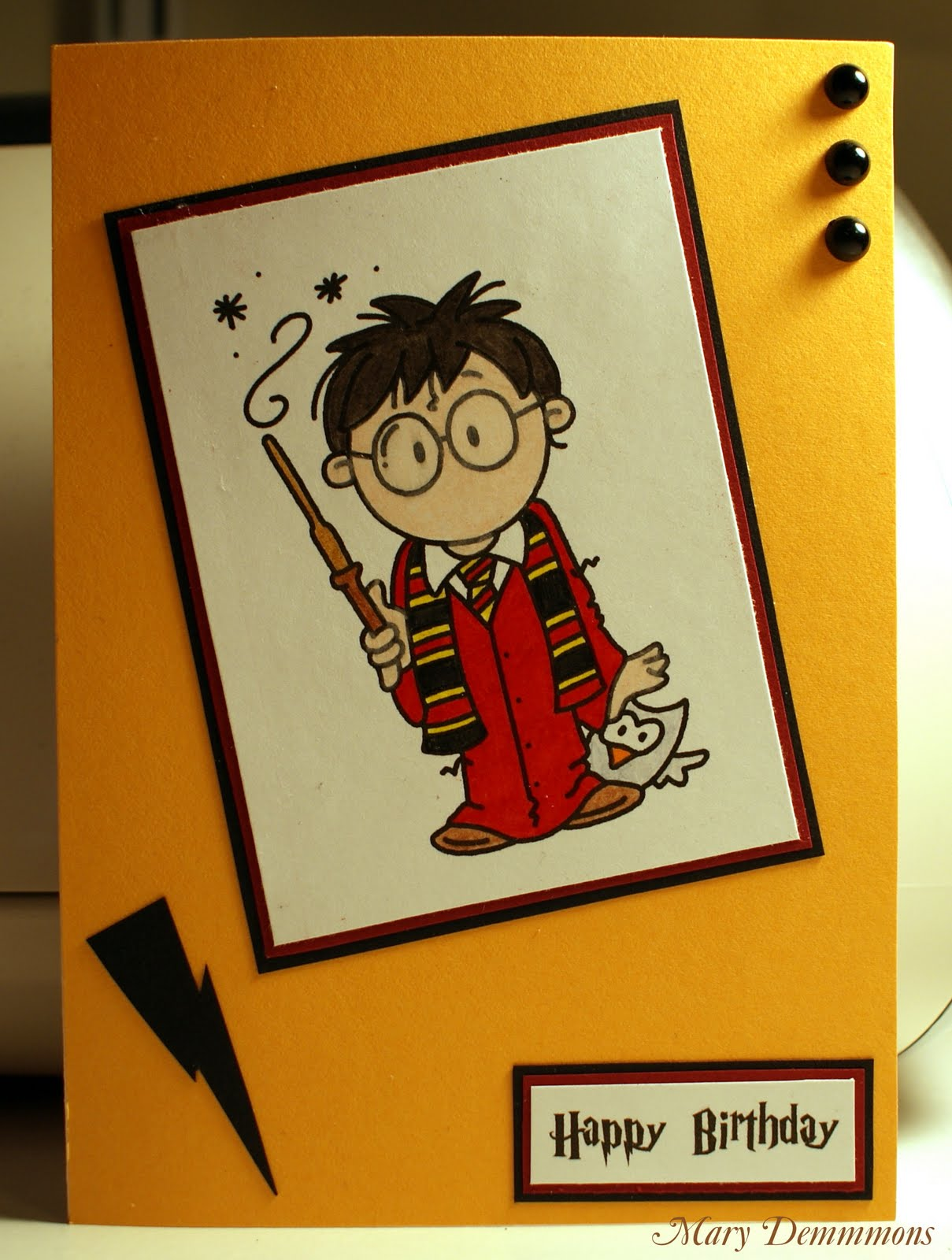 Гарри поттер открытки 27