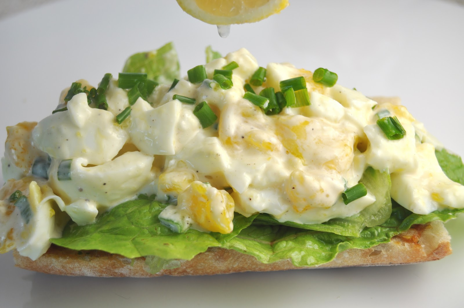 Food Network Egg Sandwich