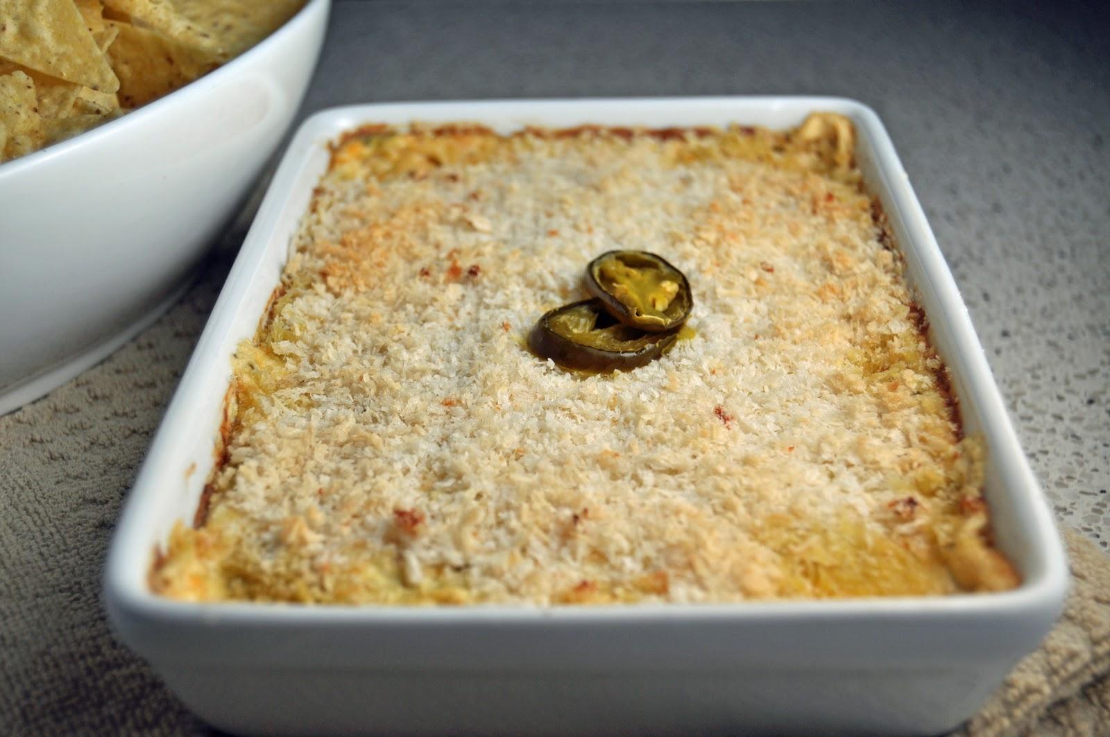Impeccable Taste: Jalapeno Popper Dip