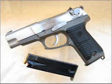 Ruger P-85... like a tank