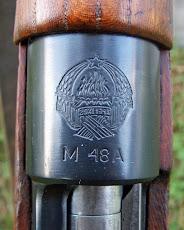 Yugoslavian M48b Mauser