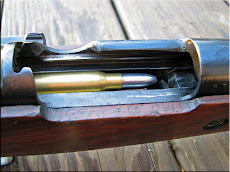 Spanish 1916 Civil Guardia 7.62 Mauser