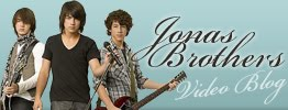Jonas Brothers Video Blog