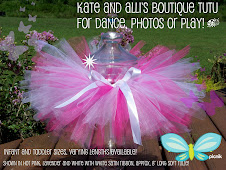 This Tutu is TOO TOO Cute!