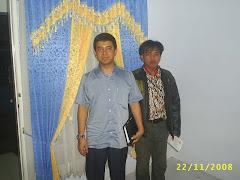 bersamasa  Yuddy Crisnandi ( Persapan Pilpres )