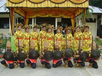 Somba Cerano Dance Culture Kuansing