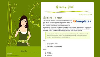 Greeny Girl