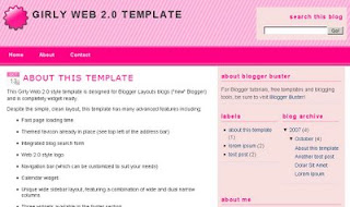 Girly Web 2.0