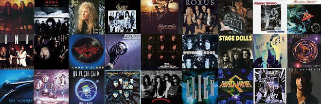AOR, Hard Rock, Soft Rock, Melodic Hard Rock And More..........