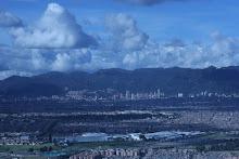 Bogotá desde Ciudad Bolivar