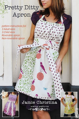 Free Kids Apron Pattern | Sew It ~ babies, kids and dolls - Pinterest